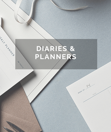 Shop Diaries and Planners